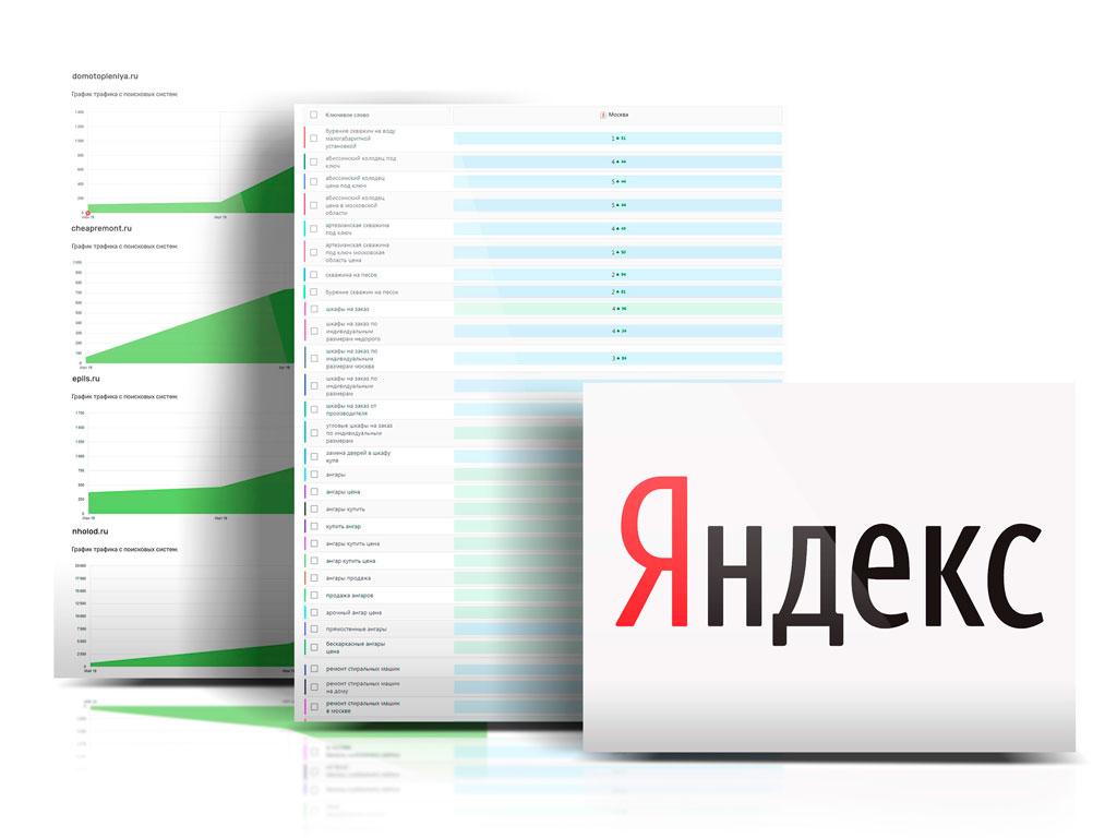 Продвижение сайта в яндексе заказать создание сайта под ключ пенза